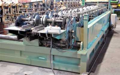 14 Gauge Rollforming System 2429 02