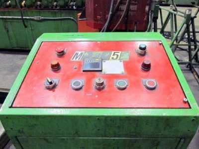 15 Stand B & K-MV Rollforming Line CONTROLS 01 3087
