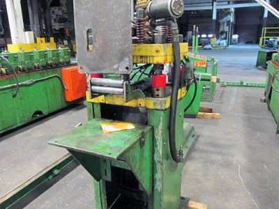 15 Stand B & K-MV Rollforming Line MISC 03 3087