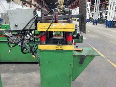 15 Stand B & K-MV Rollforming Line MISC 04 3087