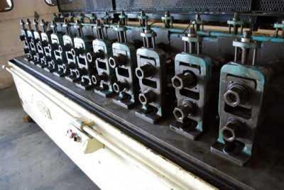 16 Stand Tishken Rollformer