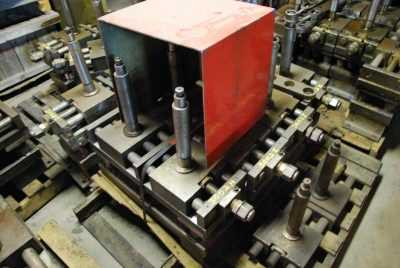 Tube Mill Side Closers