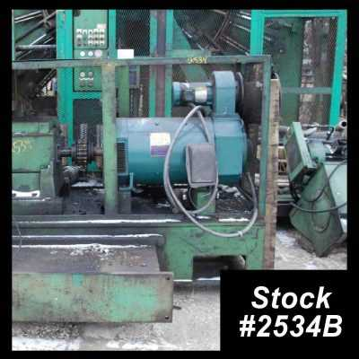 60 HP DC Motor