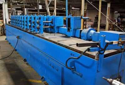 All Form Rollformer 30 HP Motor 3503 03