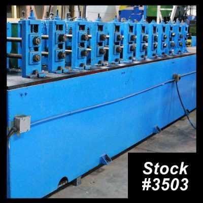 All Form Rollformer 3503