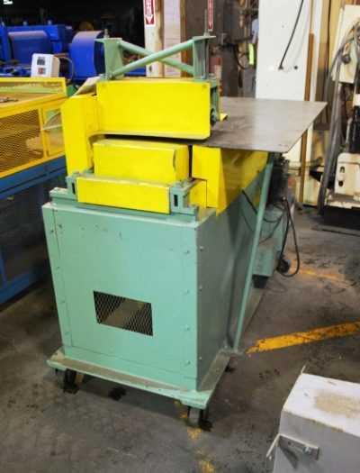 CLINTON Panel Grooving Machine
