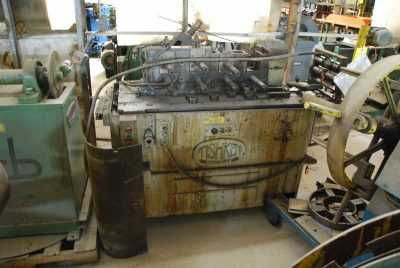 Tishken Rollformer Base 2478A