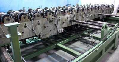 Duplex Lockformer Rollforming System 2429 06