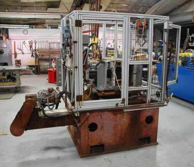 Hydraulic Tube Cut-Off 4 Inch Stroke 1528