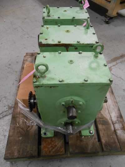 Yoder Gearboxes 2939