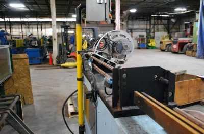 Rollformer Flying Cut Off 3501-05