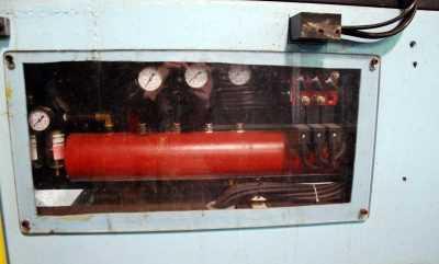 Rollformer Flying Cut Off 3501-08