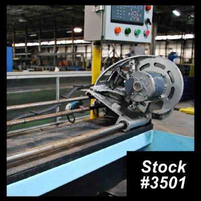 Rollformer Flying Cut Off 3501