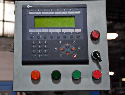 Rollformer Flying Cut Off Push Button Controls 3501-09