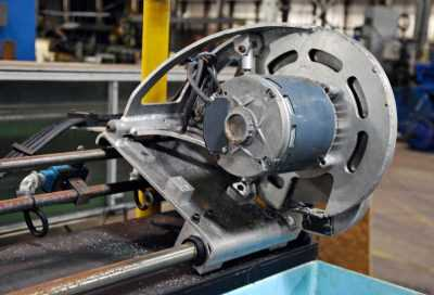 Rollformer Flying Cut Off Saw 3501-04