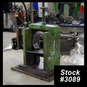 Rollforming Straightener 3089