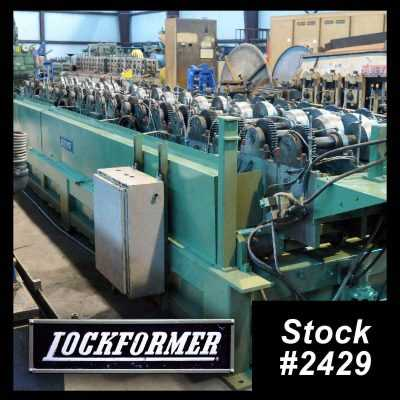 Floor Joist Rollforming System 2429