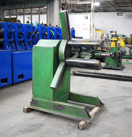 Stand Rollform Line 3085 ASL Uncoiler