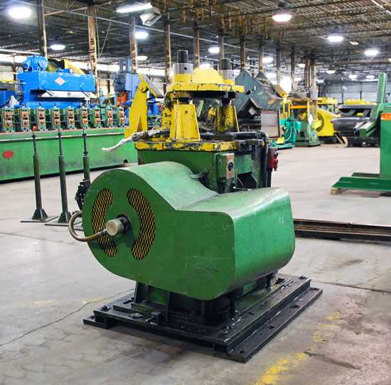 Stand Rollform Line 3085 Cut Off