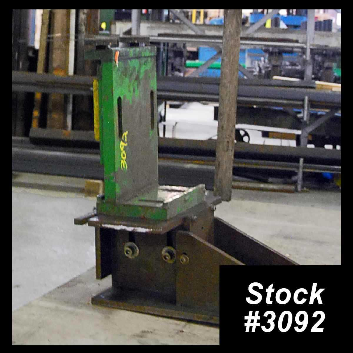 Tishken Roll Forming Straightener 3092
