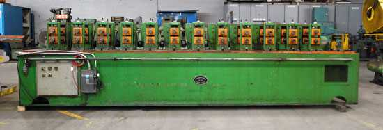 Used Stand Rollform Line 3085