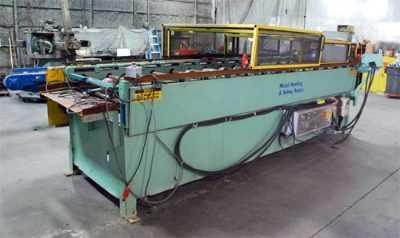 ag panel roll former