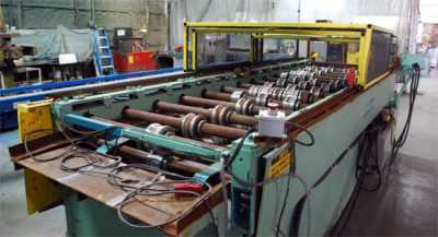 ag panel roll former roll tooling