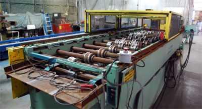 ag panel roll former roll tooling