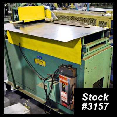 panel grooving machine