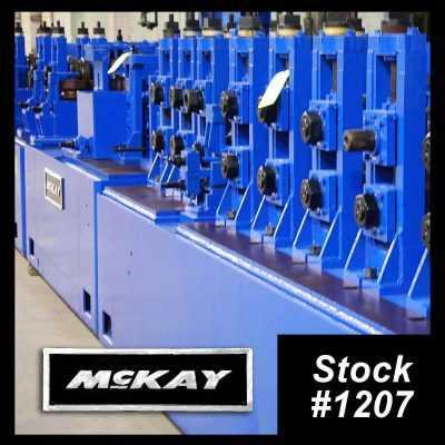 Mckay Tig Tube Mill