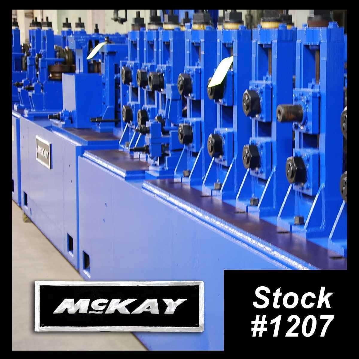 Mckay Tube Mill