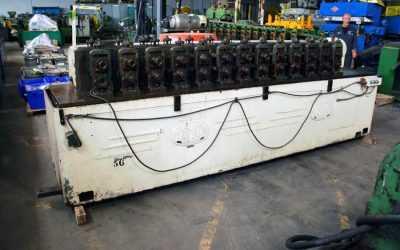 14 Stand Tishken Rollformer 3267 01