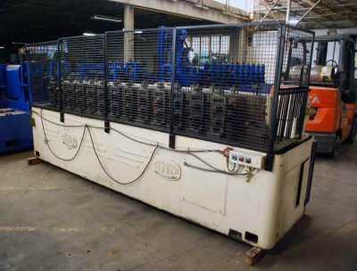 14 Stand Tishken Rollformer 3267 08