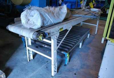 Bradbury Rollformer 2709 Exit Conveyor 01