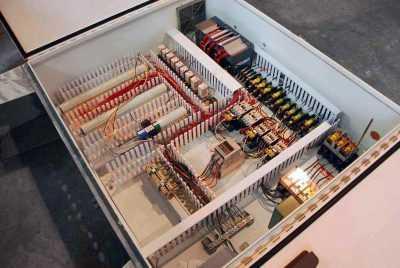 Bradbury Rollformer Electrical 2709 02