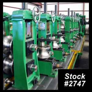 New 190 mm Tube Mill 2747