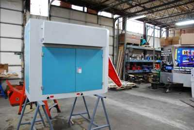 Solid State Welder Output Cabinet