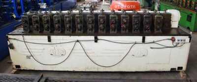 Used 14 Stand Tishken Rollformer 3267 02
