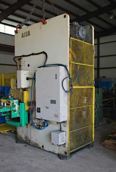 Used Aida Mechanical Press 03 3476C
