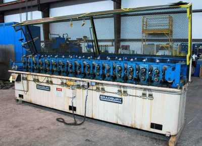 Used Bradbury Rollformer 2709 02