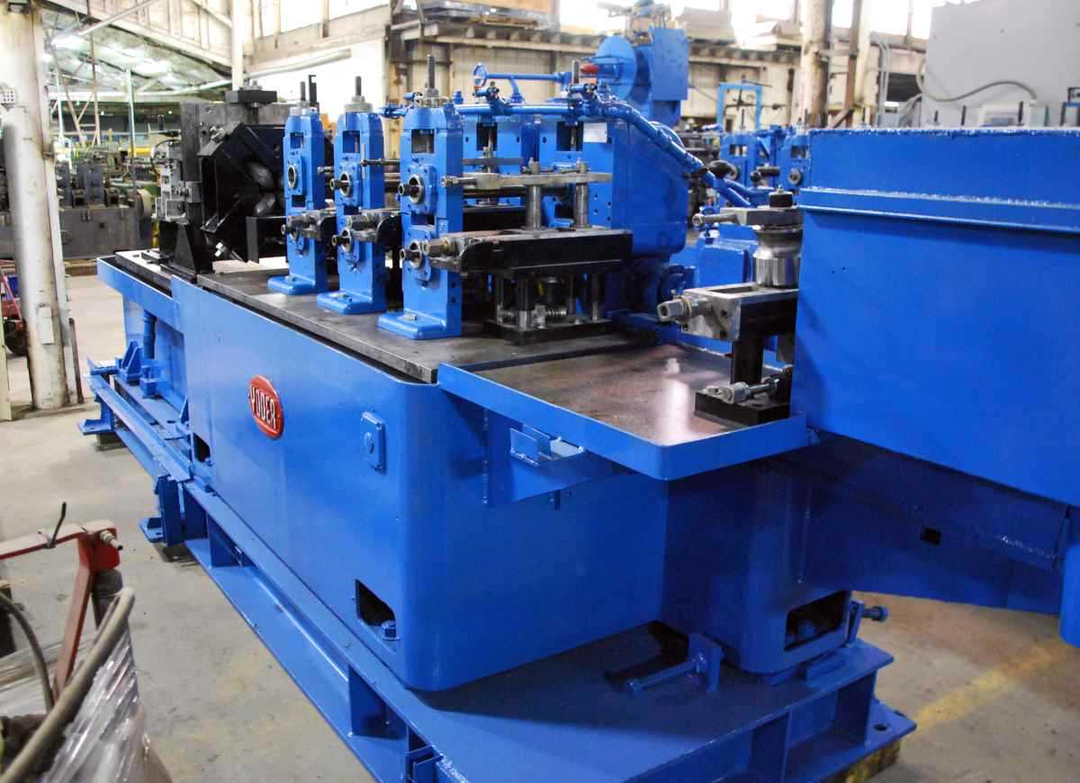 Used Yoder M2 Tube Mill For Sale Perrysburg Ohio