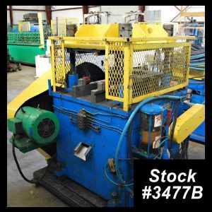 Used MAX ROLL Cut-Off Press 3477B