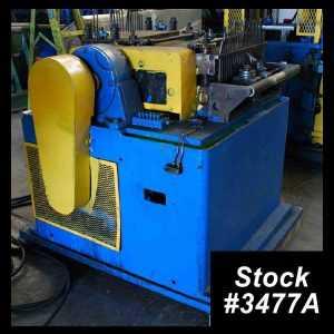 Used Tishken Flattener 3477A