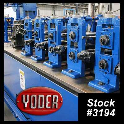 Used YODER M2 3194