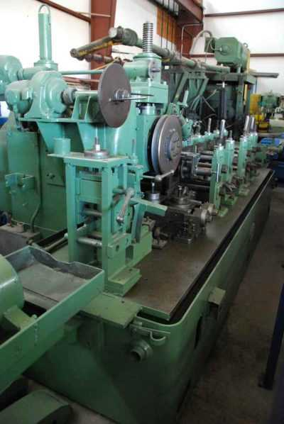 Yoder M2 ERW Tube Mill 2878