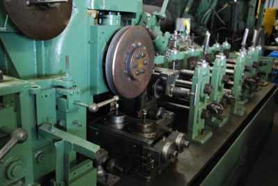 Yoder M2 Tube Mill Welding Section 2878