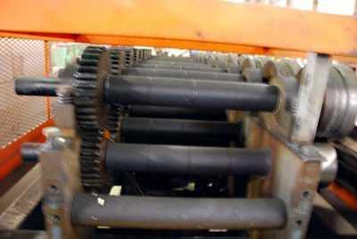 lockformer rollformer gearing 2781