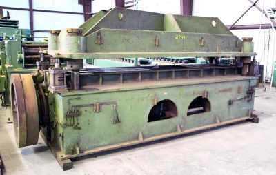 100 Ton Cut-Off Press