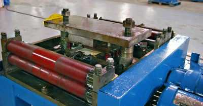 5 Ton Cut-Off Press