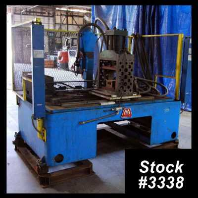 American Machine Cut-Off 3338
